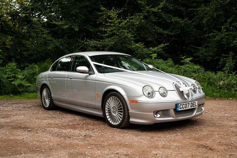 Silver Jaguar