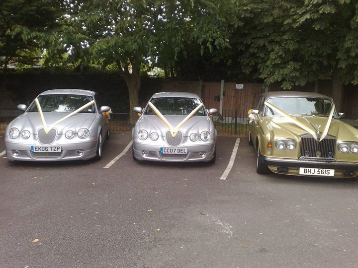 Jaguars and Rolls