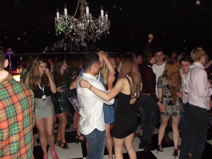 Ibiza style venue