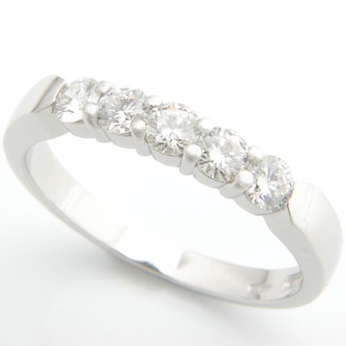 Diamond Wedding/Eternity Ring
