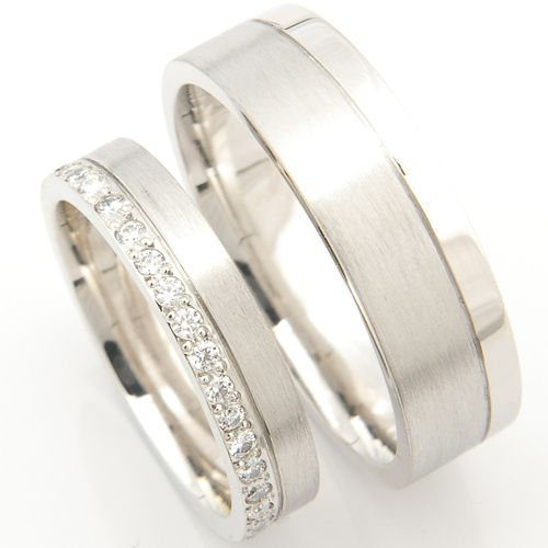 Wedding Ring Pair