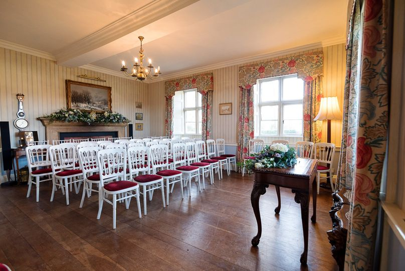 Ceremony drawing room