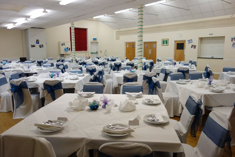Wedding Reception From Berrow Village Hall Photo 3
