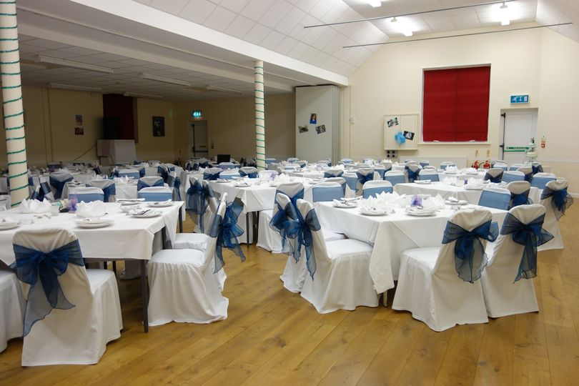 Wedding Reception From Berrow Village Hall Photo 4