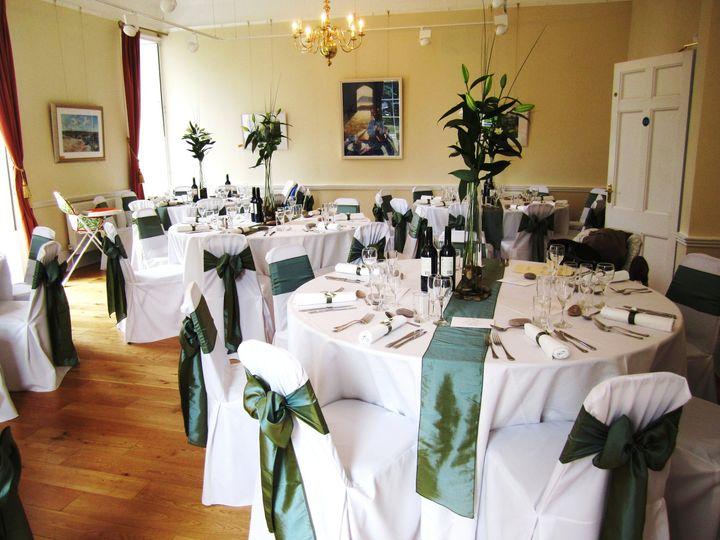 Hatton Wood Reception