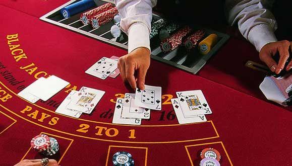 Club 21 Fun Casino - Casino Hire