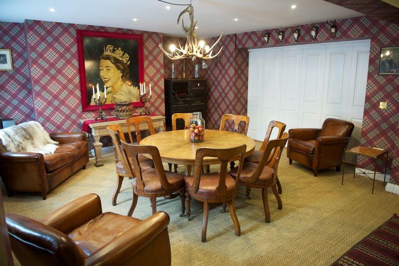 Fitzherbert Dining Room