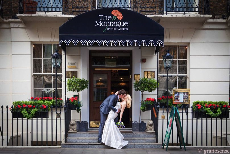 Bloomsbury White Wedding