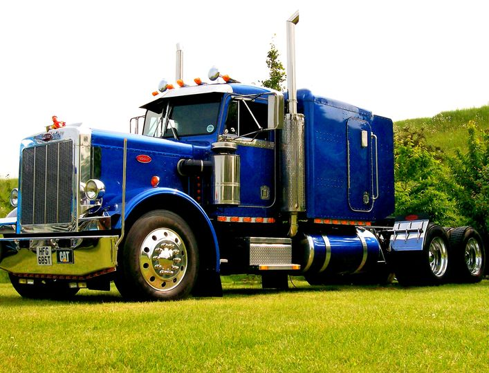 'Ol' Blue' Express