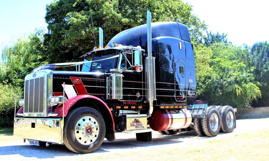 Iron Horse Motor Lines - Trucks