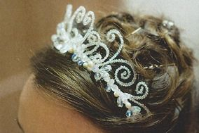 Jane Crofts Wedding Tiaras