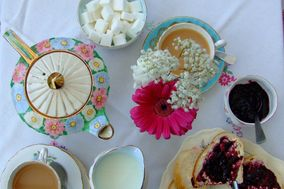 Lily and Rose Vintage China Hire