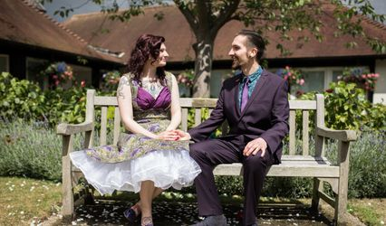 John & Sophie's wedding