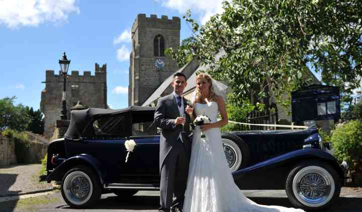 Aquarius Wedding Cars