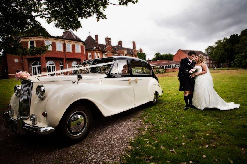 Weddings at Moor Hall Hotel & Spa