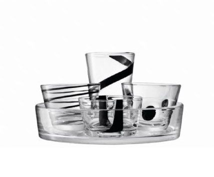 LSA Jazz Nibble dish set