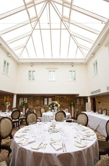 Ellenborough Park Cheltenham Reception Venue