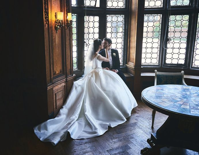 Thornton Manor Photographer