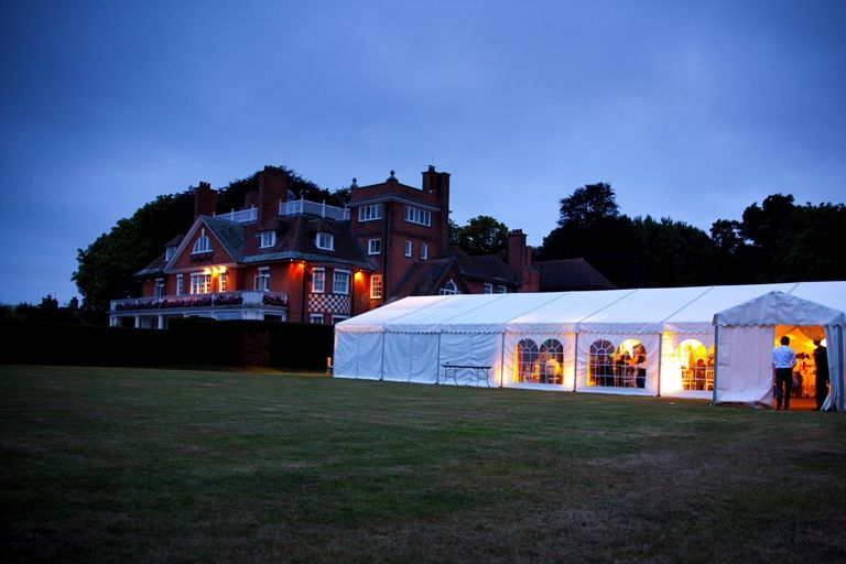 Marquees up to 250