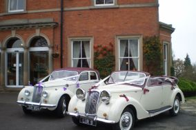 Nostalgic Wedding Cars