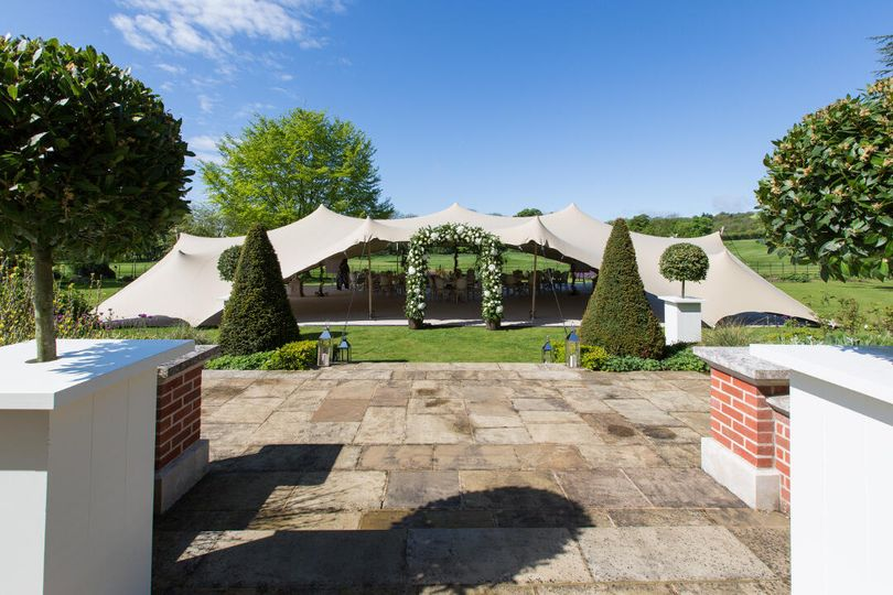Stretch Tent Hire Norfolk