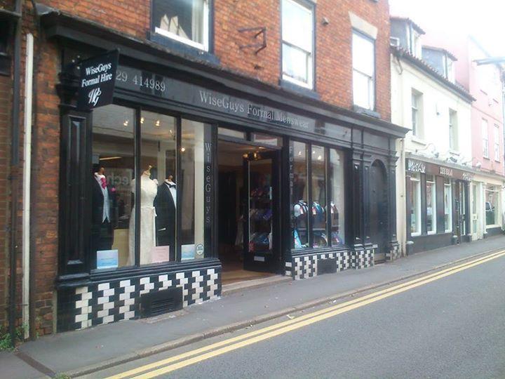 Sleaford shop