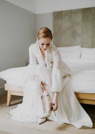 Elegant styles mature brides