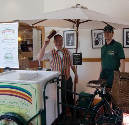 Traditional Ice Cream Bike Hire