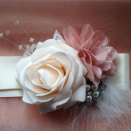 Bridal Hair Moray Lossiemouth: Stephanie Claire Bouquets