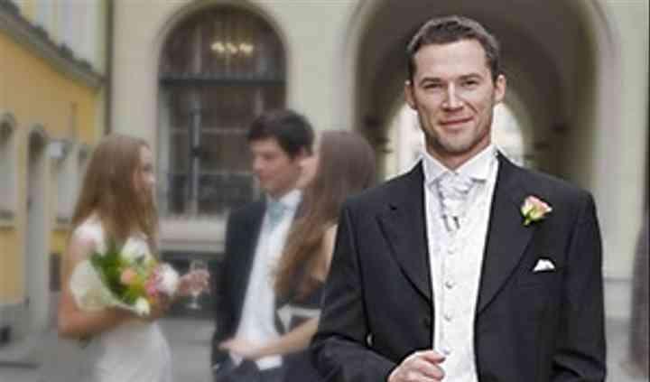 Prince Edward Suit Black