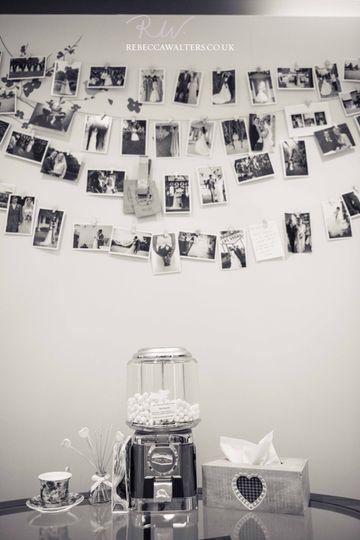 Brides Wall