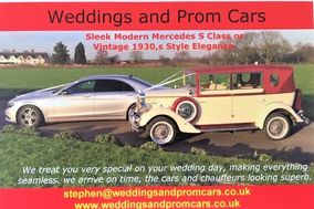 Weddings And Prom Cars