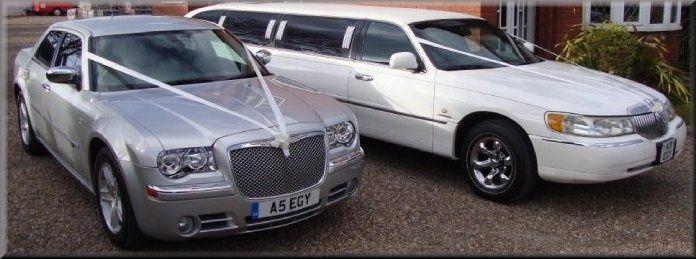 Wedding Cars of Wakefield