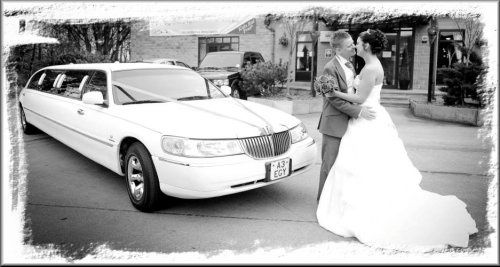 Lincoln Wedding Car