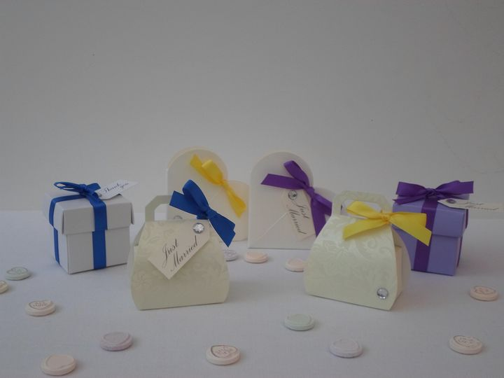 Candy favours