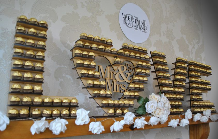 Ferrero Love Stand Hire