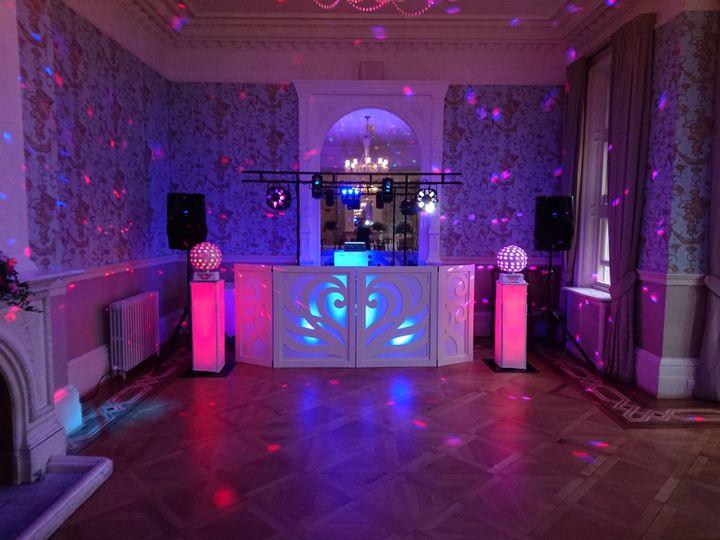 NGB Wedding discos