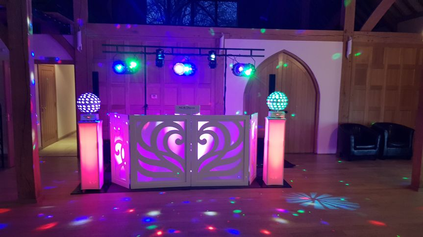 NGB discos at Rivervale barn