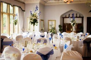 Wedding Breakfast - Mansion