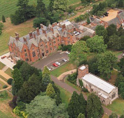 Wroxall Abbey Estate