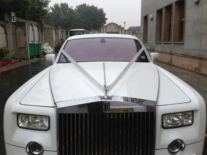 The Ultimate White Phantom