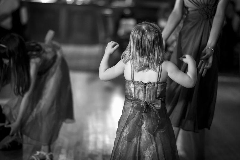 Photojournalistic wedding