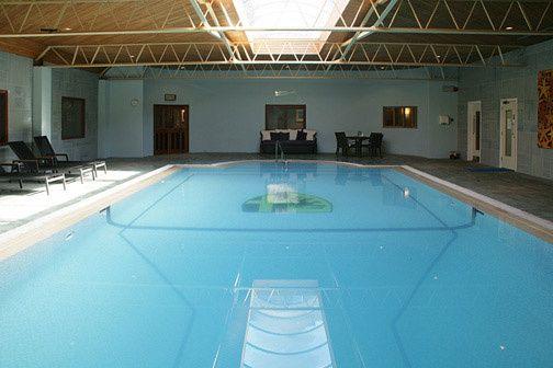 Billesley Manor pool