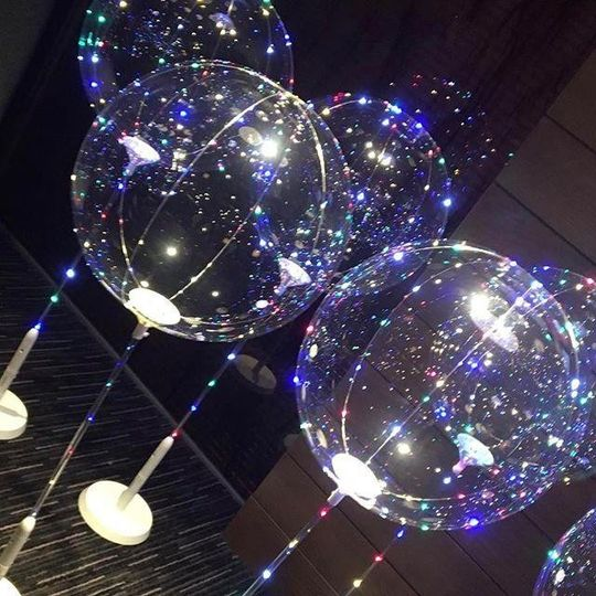 Wand Balloons