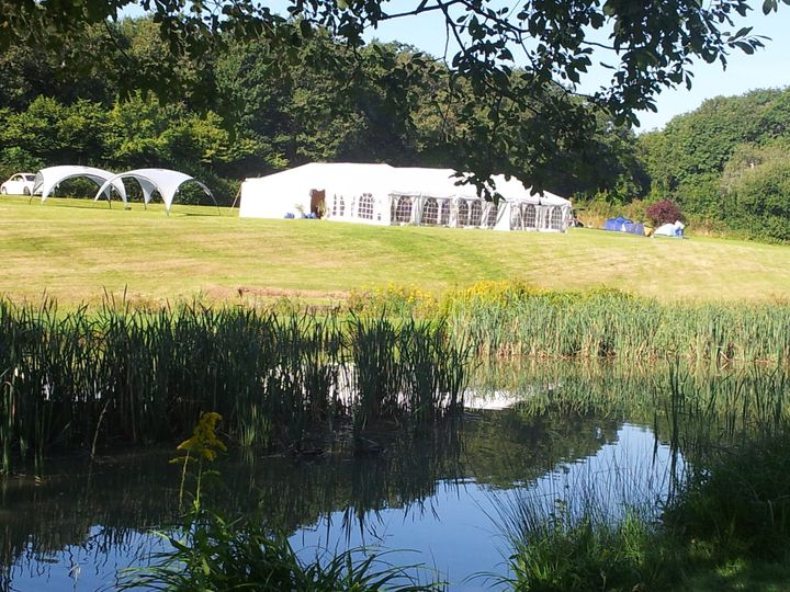 Lakeside Marquee 2