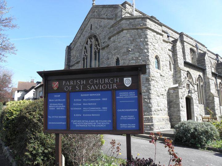 External clips of Church