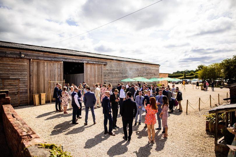 Stock Farm Barn