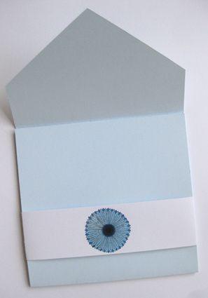 Envelope Style Invitation