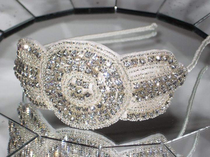 Ritz side tiara