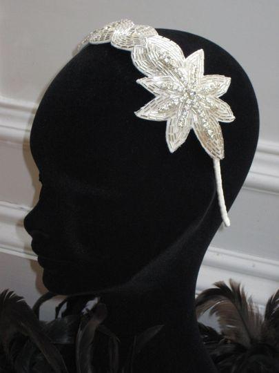 Starlet side tiara